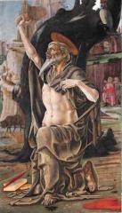 Cosme Tura (1430-1495), Hieronymus 1470