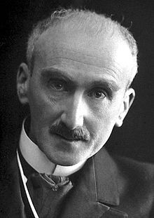 Henri Bergson (1859-1941) Nobelpreisträger 1927