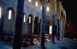 Sant'Angelo in Formis Blick ins Mittelschiff