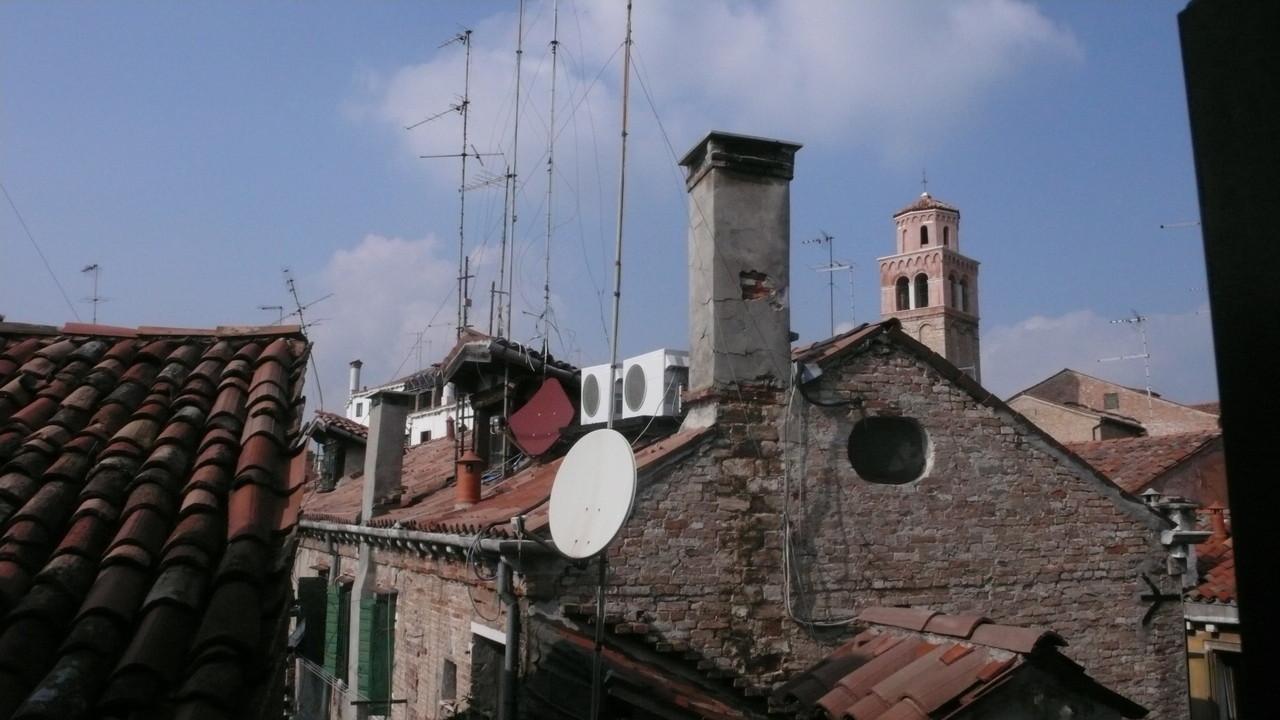 Bruttura dei tetti (Arsenale)