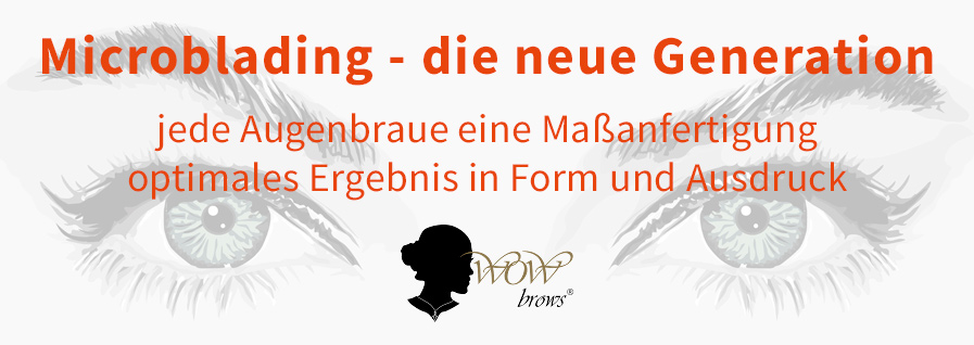WOWbrows Microblading Berlin, Birgitt Zahlmann, Kosmetik Institut NEW FACE >Berlin