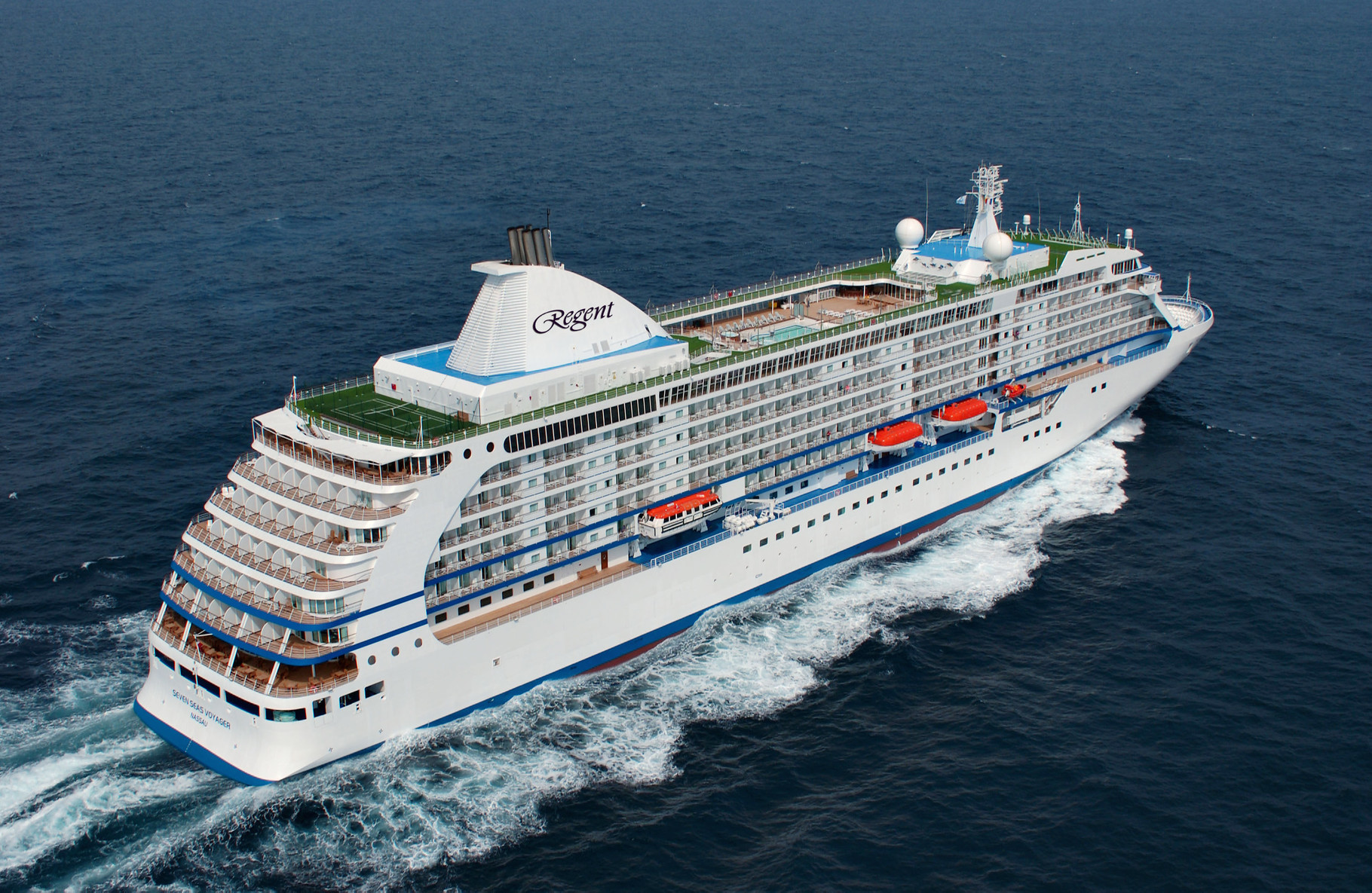 Passenger Ships And More