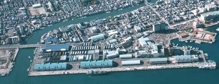 Hinode wharf
