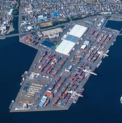 Sodeshi No.1 wharf