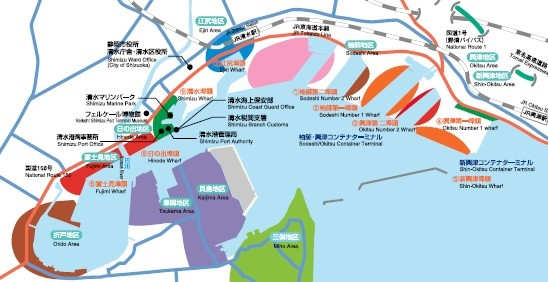 Wharf Maps