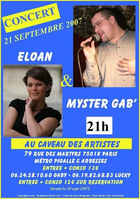 MYSTER GAB & ELOAN