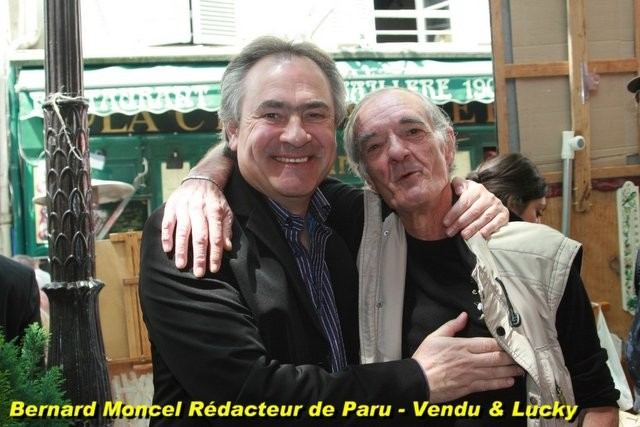 BERNARD MONCEL de Paru Vendu