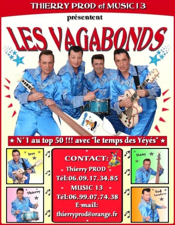LES VAGANBONDS
