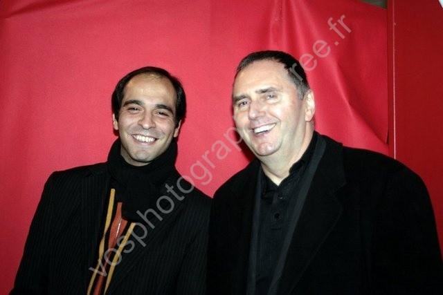 ERIC FERIANO & ALBAN