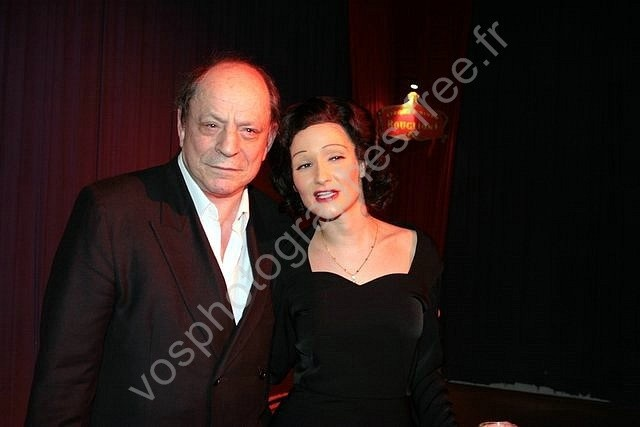 CHARLES DUMONT &  MARIE ORLANDI