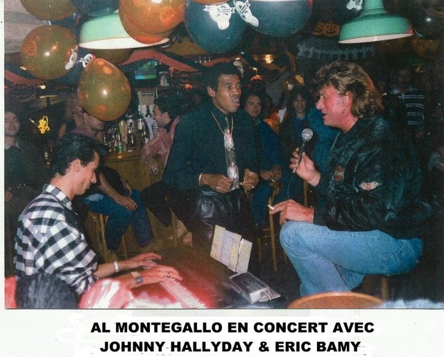 GRAND SOUVENIRS AVEC JOHNNY HALLYDAY