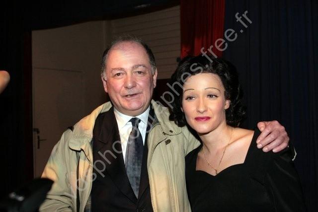 CLAUDE LEMESLE & MARIE ORLANDI