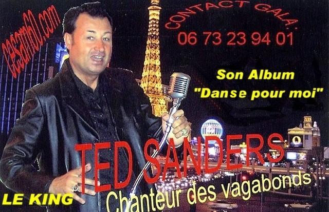 TED SANDERS en SOLO