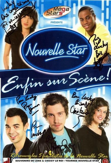 NOUVELLE STAR 2007