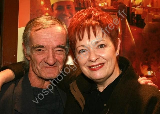 FABIENNE THIBAUT & LUCKY