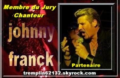 JOHNNY FRANCK PARTENAIRE