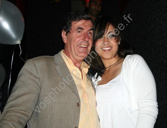 BERNARD MENEZ & SABRINA