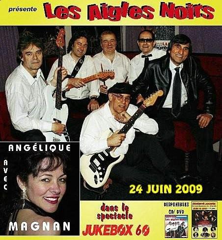 LES AIGLES NOIRS