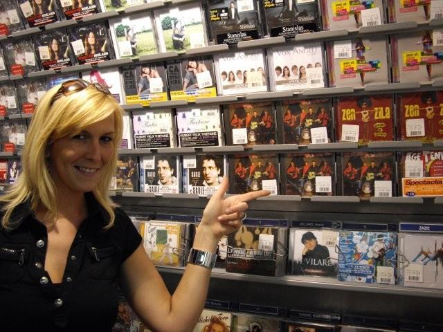 LE CD DE TED EN RAYON