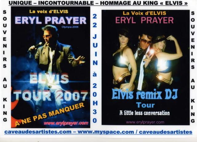 LA TOURNEE 2008