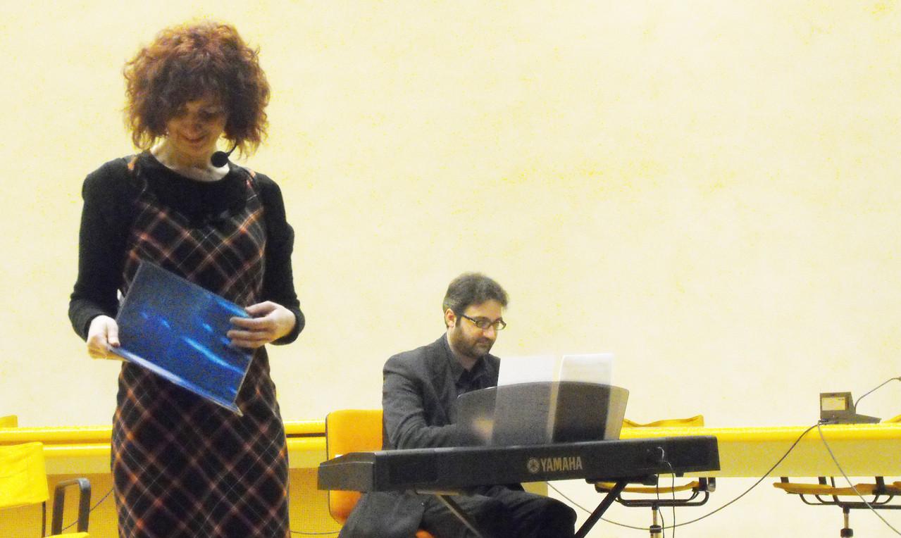 Sulle musiche di Damiano Rota si viaggia dentro i libri