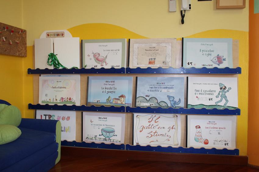 Il kamishibook con le storie, anche quelle fatte a scuola!