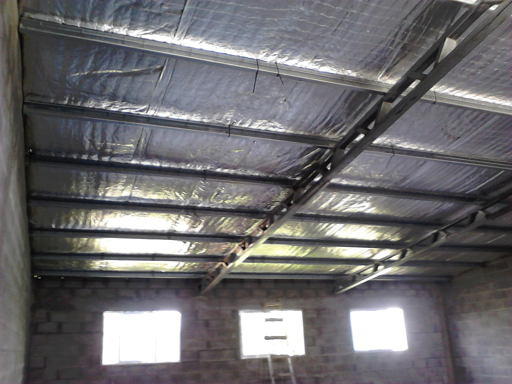 Techos con perfil c gabriel solo techos - Aislante de calor para techos ...
