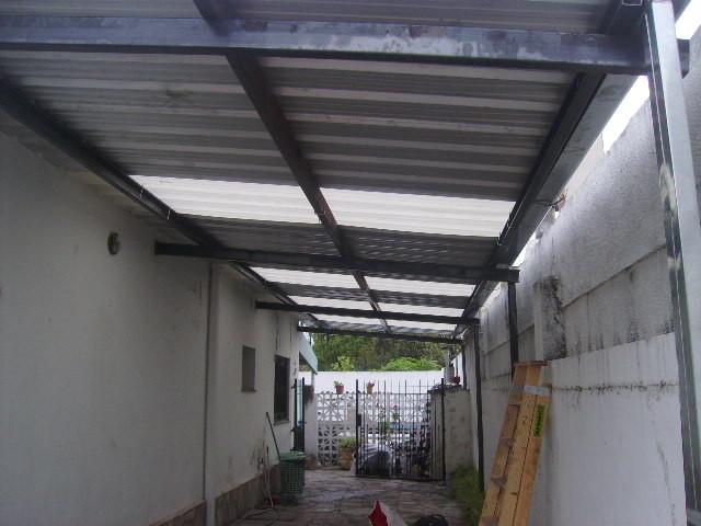 Techista zona oeste gabriel solo techos for Canaletas para techos de madera