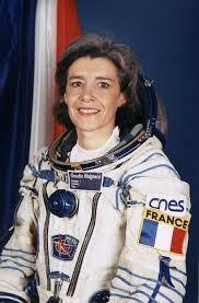 La spationaute Claudie Haigneré, présidente d'Universciences