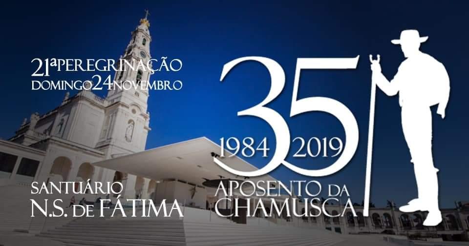 21° Peregrinação GFAAC Domingo dia 24 Novembro - Fátima