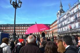 El mejor free tour de Madrid