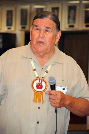 Clyde Bellecourt, Gründer des AIM