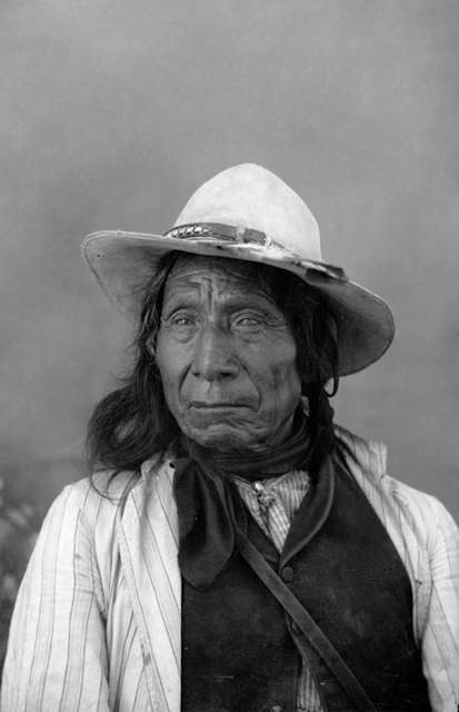 Red Cloud - Oglala Chief 1891