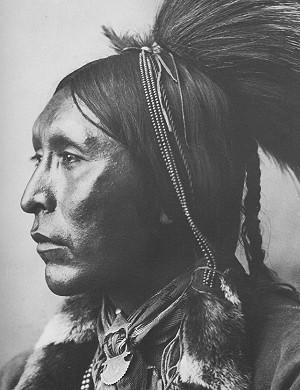 Two Hatchet, Kiowa