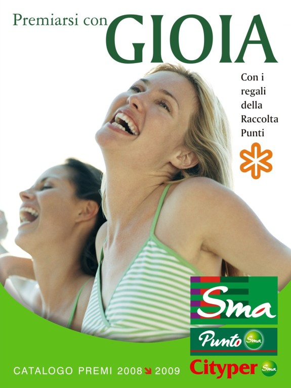 Collection SMA/Apulia 2008-2009 - copertina catalogo
