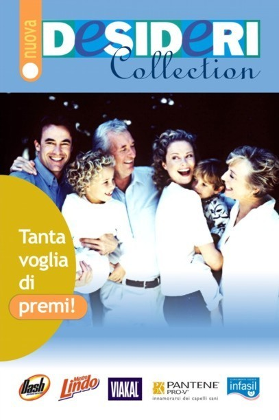 Procter & Gamble - copertina Desideri Collection