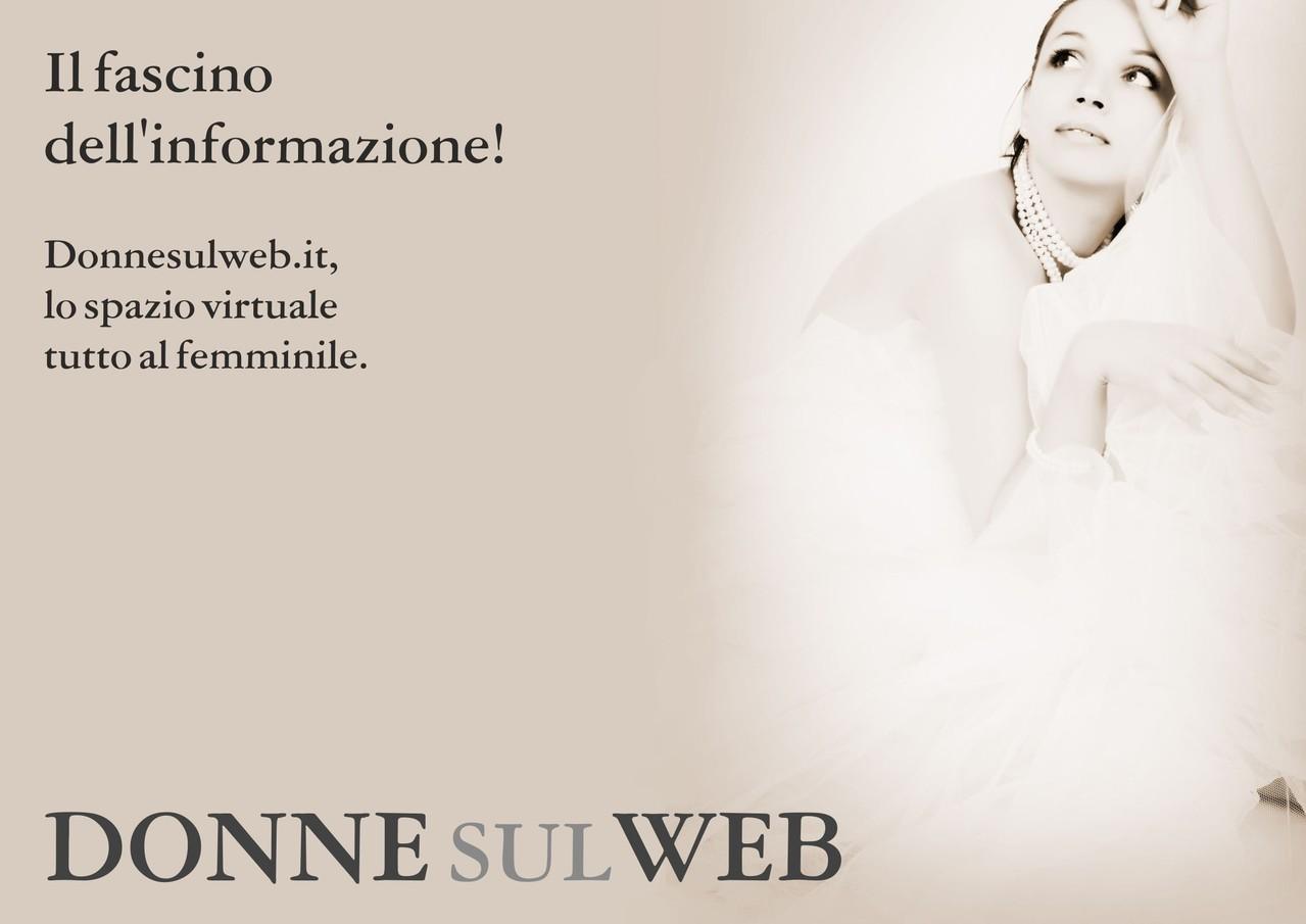 Portale Donne sul Web - Annuncio autopromo 2013