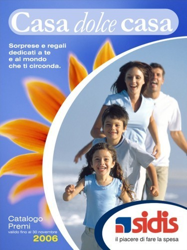 Collection Sidis - Copertina catalogo