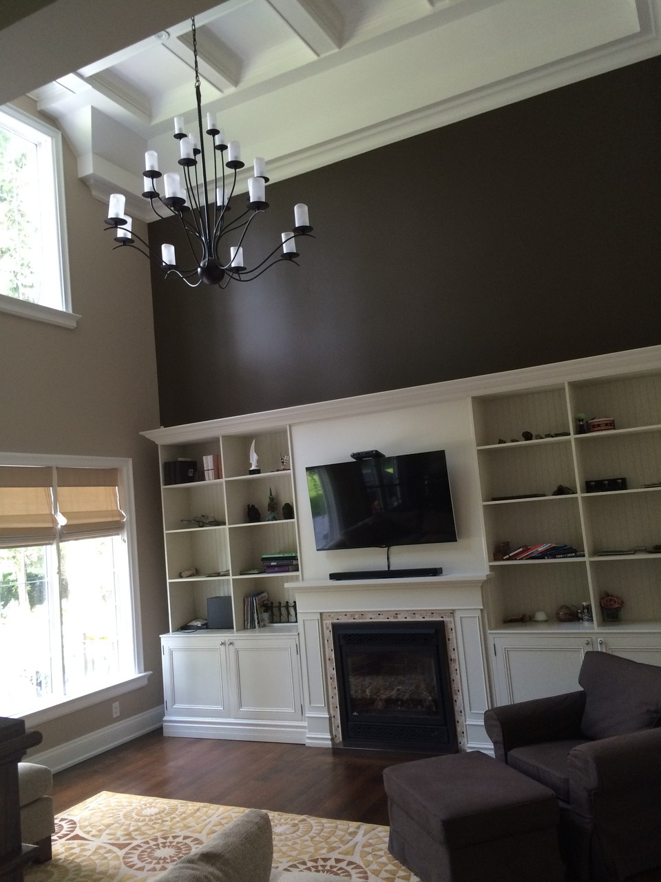 Great Room Repaint