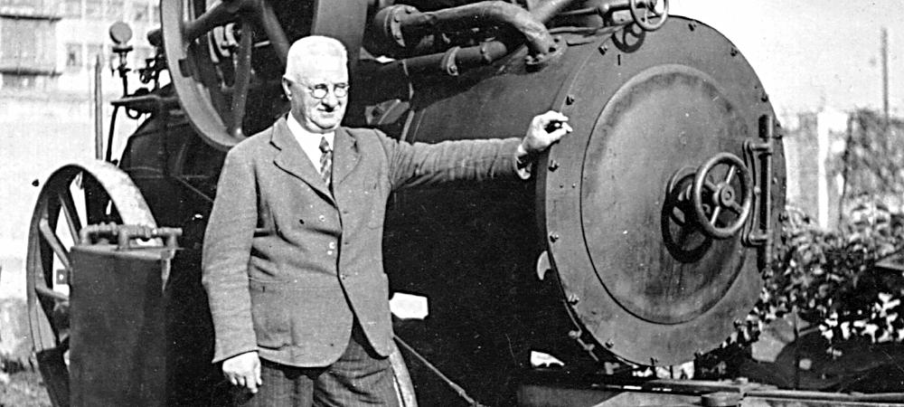 Firmengründer, Wilhelm L. Mörtz