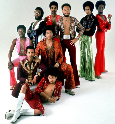 the Funky Soul story - Earth, Wind & Fire 04