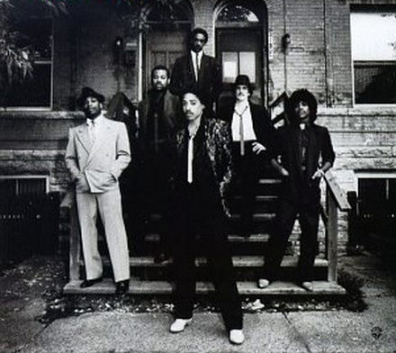 the Funky Soul story - The Time 01