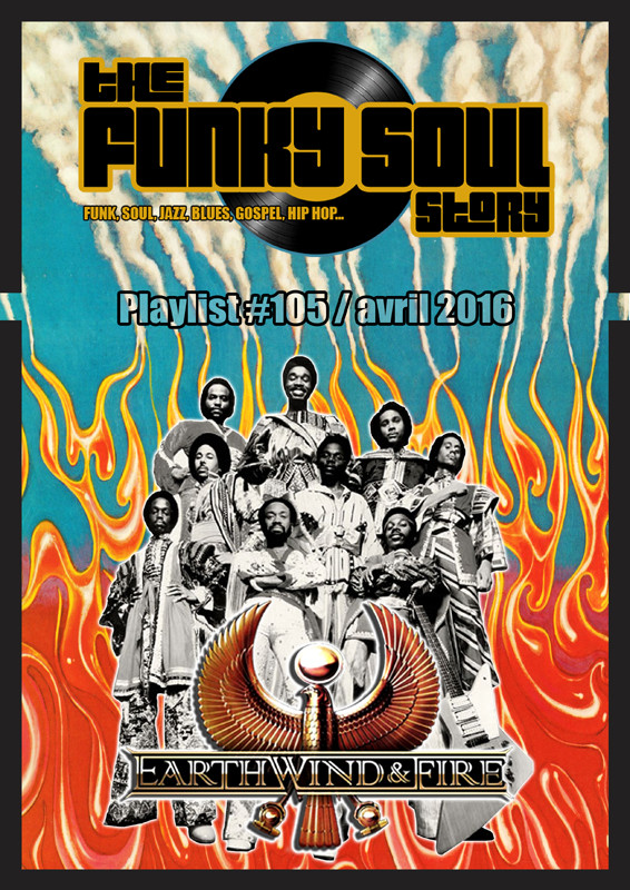 the Funky Soul story #105 (Earth Wind & Fire) // face A