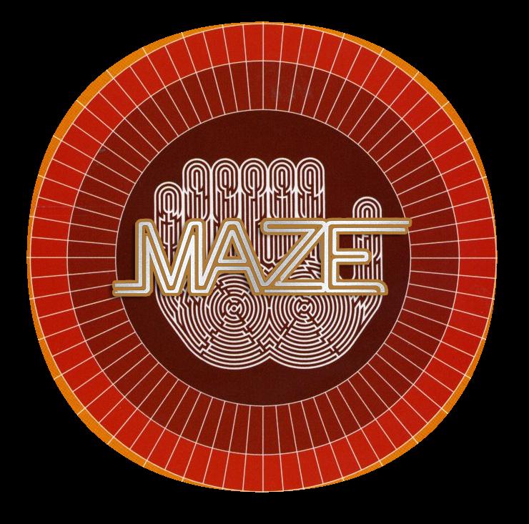 the Funky Soul story - logo Maze