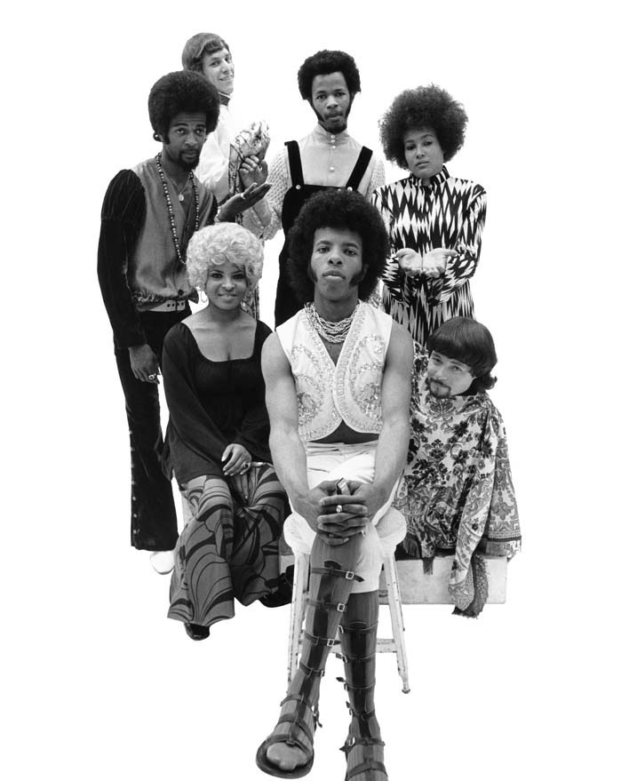 the Funky Soul story - Sly & The Family Stone 02