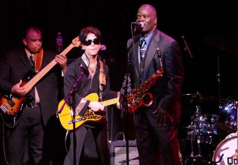 the Funky Soul story - Maceo Parker & Prince