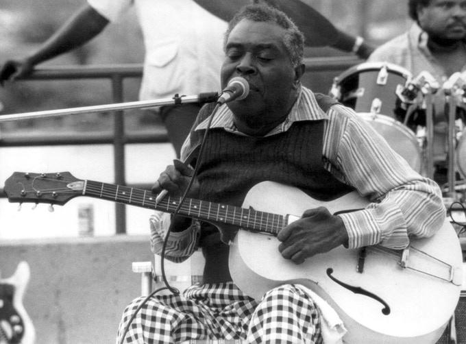 the Funky Soul story - Cedell Davis 02