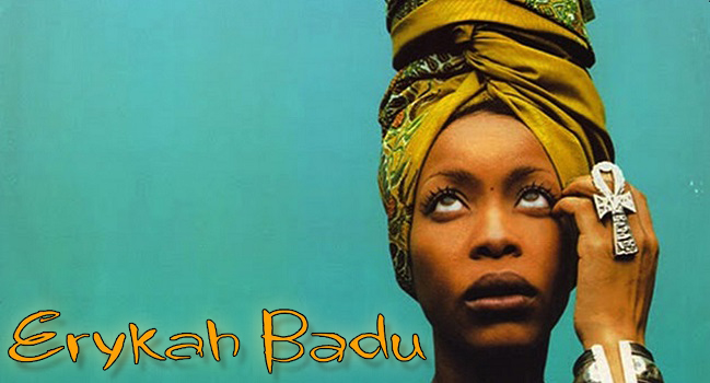 the Funky Soul story - Erykah Badu 01