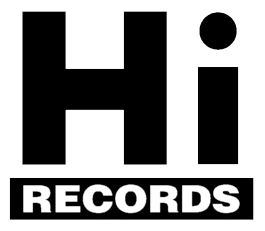 the Funky Soul story - logo Hi Records