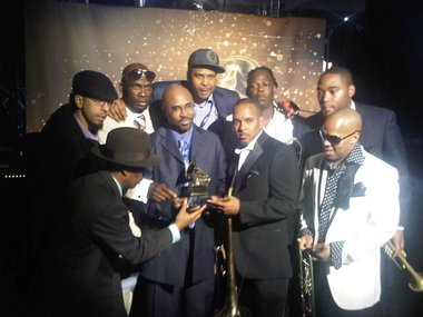 the Funky Soul story - Rebirth Brass Band et le Grammy Award en 2012